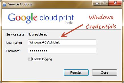 Google Cloud Service Installer