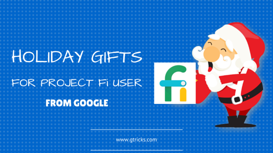Google is sending out Cool Gifts for Project Fi Users