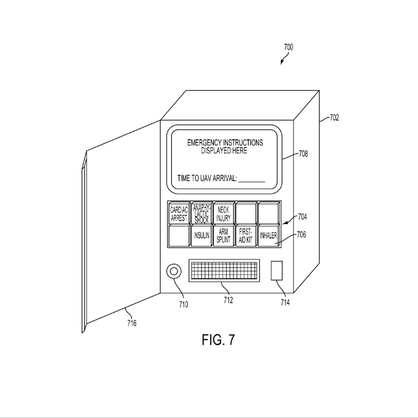 google new patent design