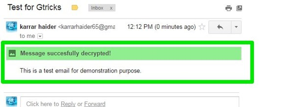 encrypt-gmail-email-decrypt-succesfully