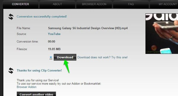 download-youtube-videos-clipconverter-download