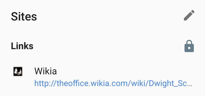 creating a google profile