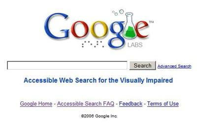 google-accessible-lab-search