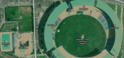 Vidharba Cricket Stadium - Nagpur