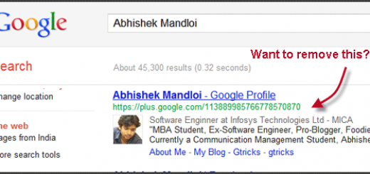 Abhishek Mandloi in Google Search Results