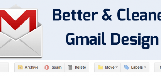 Better Gmail Design