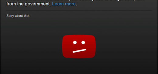 YouTube Video not Available in Your Country