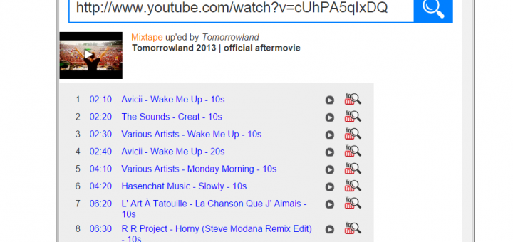 youtube soundtracks up to secondwise