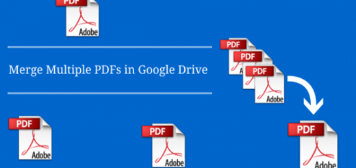 Merge multiple PDF files into a single PDF