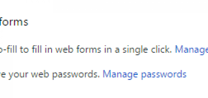 How to Make Chrome Remember Passwords