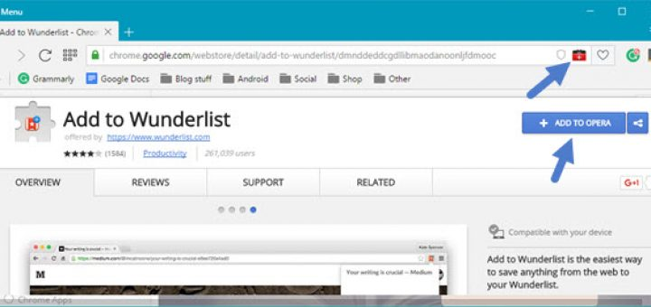 Use Chrome Extensions on Opera - Get Better Browsing Experience