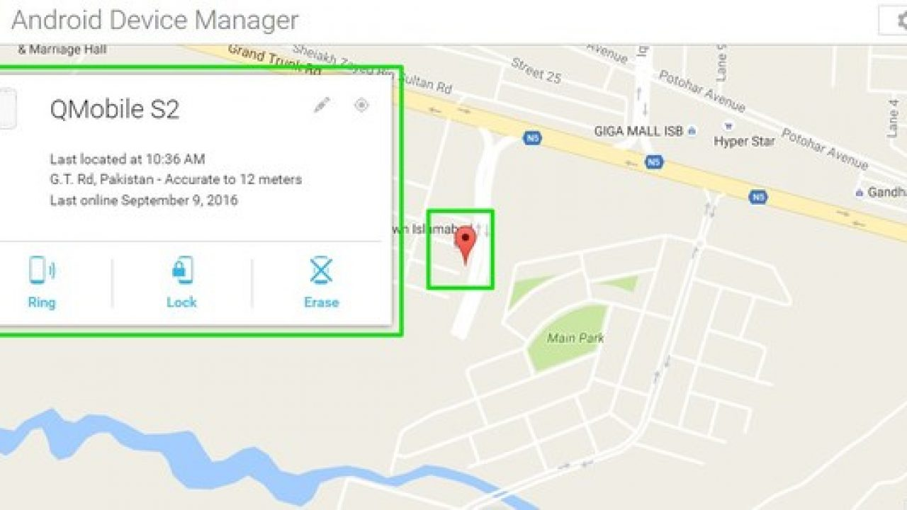 Find Manager how to find your android phone with android device manager