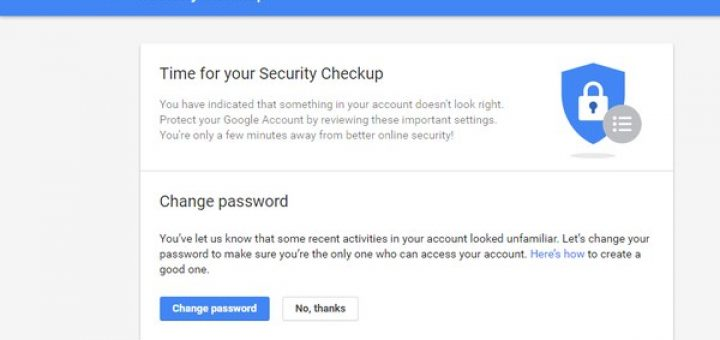 Gmail Spam Settings >> How To Recover Your Hacked Gmail Account