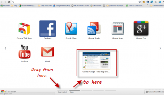 How to Change Your Homepage on Chrome (with Pictures ...