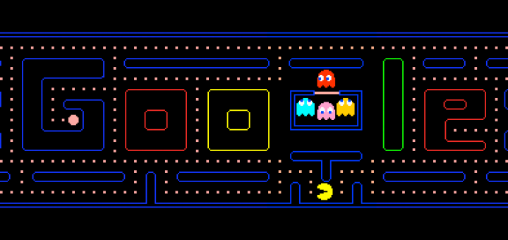 Play Google PacMan Game