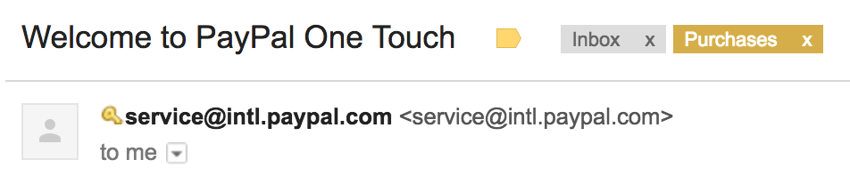 Authenticated Email Icon