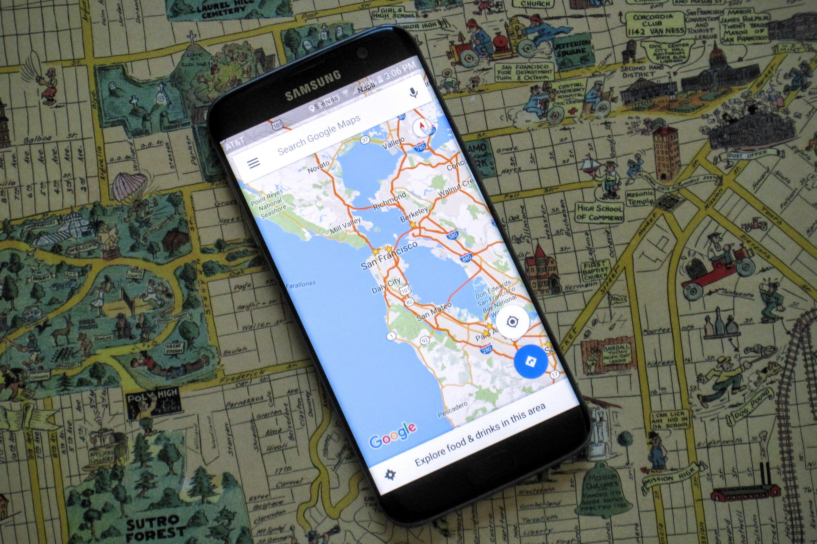 Google Maps New Update Suggests Ideal Time To Leave For A Place on