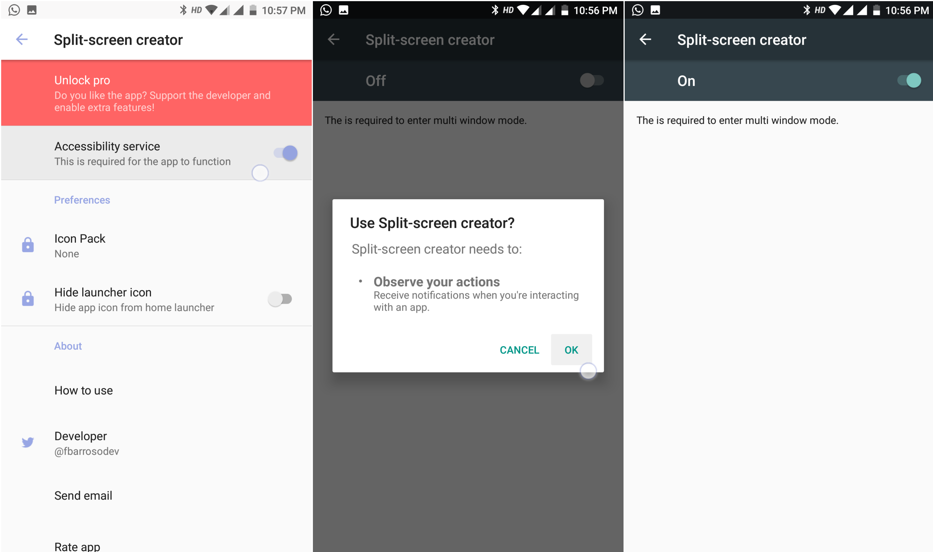 Launch Your Favorite Apps in Android Multitasking View