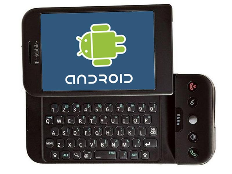 happy birthday android android os turns 9 rh gtricks com HTC G2 HTC EVO 4G LTE