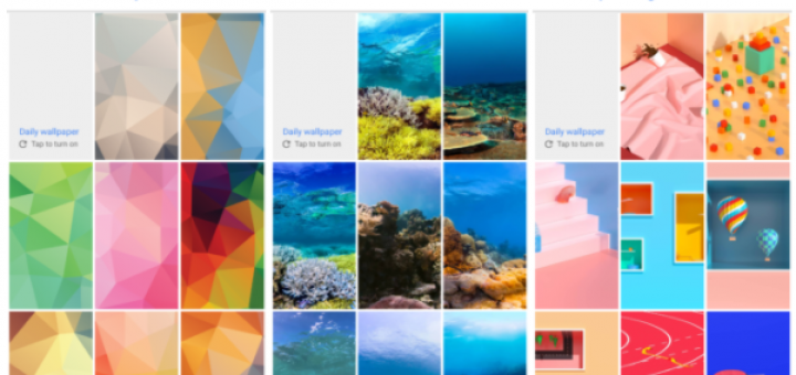 Google Wallpapers App Updated: New