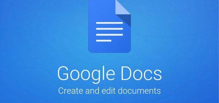Google Docs Desktop App