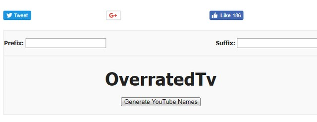 name generator 2 generated youtube username