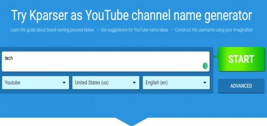 Best YouTube Channel Name Generators To Get YouTube Channel Name Ideas