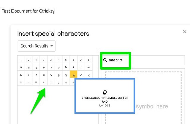 3 Ways To Do Superscript and Subscript in Google Docs