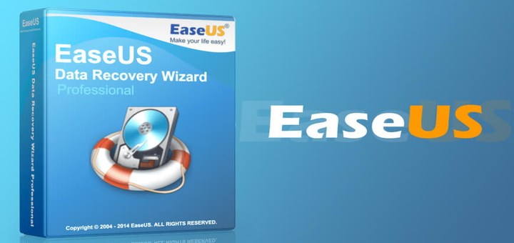 Recover Your Lost Data With EaseUS Data Recovery Wizard