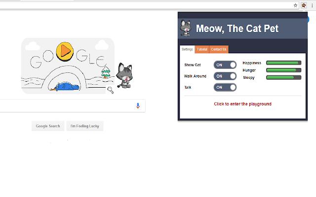 Meow The Cat Pet