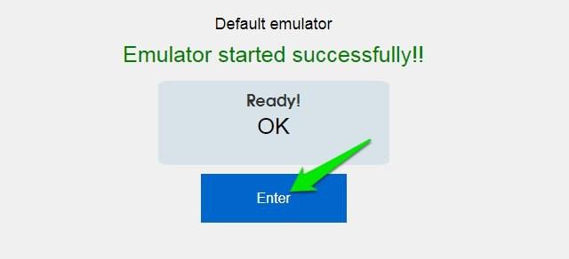 Open emulator