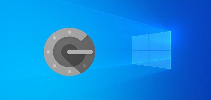 Guide To Set Up and Use Google Authenticator on Windows