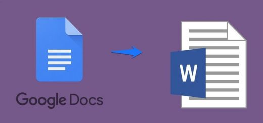 Guide To Convert Google Docs To Microsoft Word and Vice Versa
