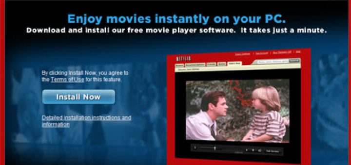 Problem with Videos from Netflix Watch Now Ability in Google Chrome